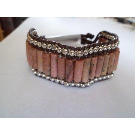 Armband bruin