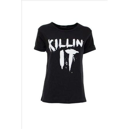 Killin it shirt black