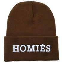 HOMIES BEANIE MUTS - BROWN