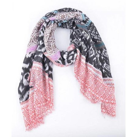Sjaal print