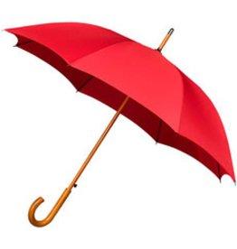 Falcone® Klassieke paraplu houten stok & haak
