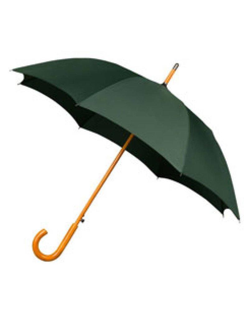 Falcone® Klassieke paraplu met houten stok & haak