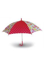 Basil Jasmin Rosa Paraplu Roze