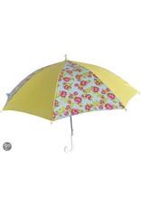 Basil Jasmin Rosa Paraplu Geel