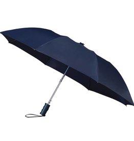 Opvouwbare paraplu recht handvat