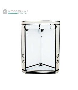 Homebox Vista Triangle Growbox 120x75x160 cm