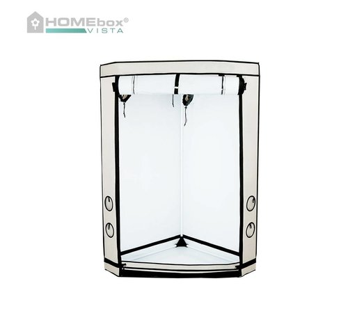 Homebox Vista Triangle Growbox 120x75x160 cm