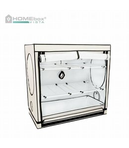 Homebox Vista Medium Growbox 125x65x120