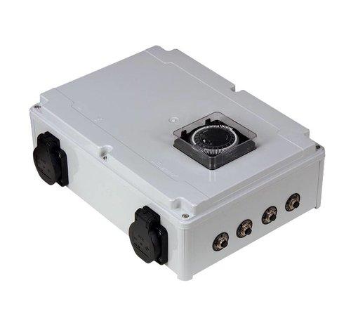 Davin DV44 Schaltkast 16 x 600 Watt mit oder ohne Heizungsanschluss