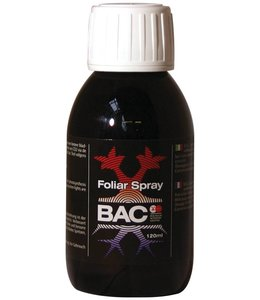 BAC Foliar Spray Blattnahrung 120 ml