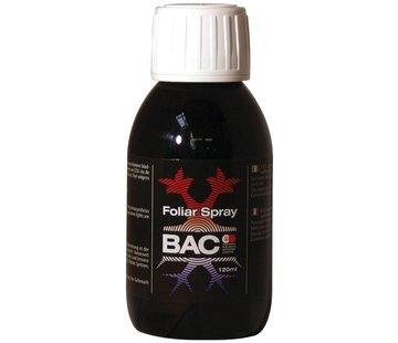 BAC Organic Foliar Spray Blattdünger 120 ml