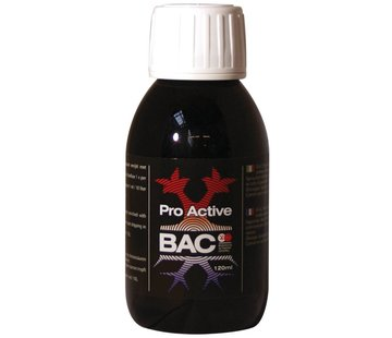 BAC Organic Pro Active 120 ml