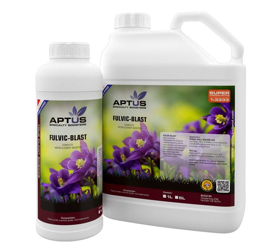 Aptus Fulvic Blast 1 Liter