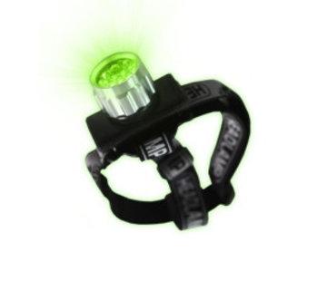Green Hornet Kopflampe