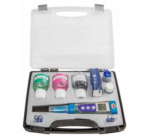 XS Instruments PC5 COMBO pH & EC Meßgerät Kit