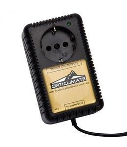 Dimlux Opticlimate DMaxi Controller CO2 Sensor