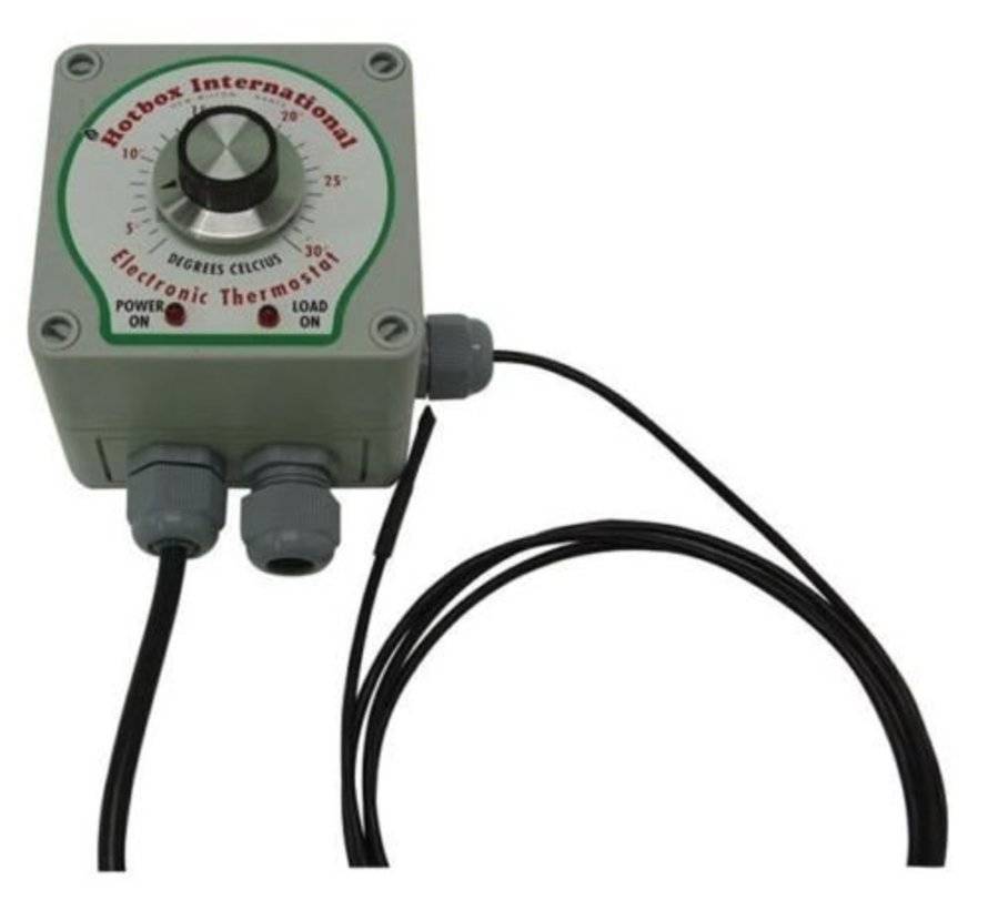 Hotbox Thermostat Electronisch