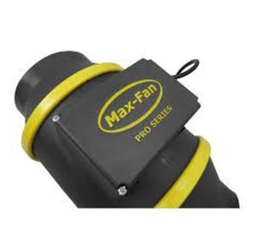 Can Filters MAX-FAN PRO AC 160/615 Rohrventilator 2 Stufen Ø160mm 615m³/h