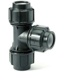 Aquaking VDL PE T-Stück 25mm
