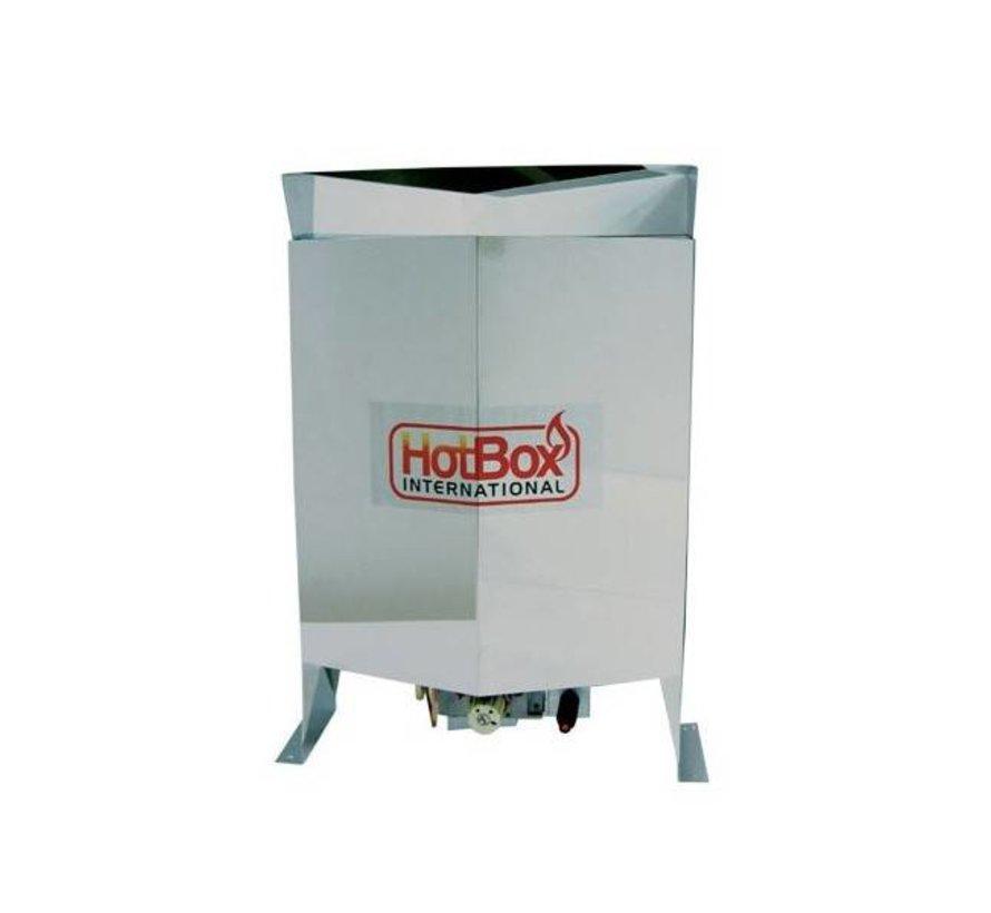 Hotbox Co2 Generator 1,5 kW Erdgas