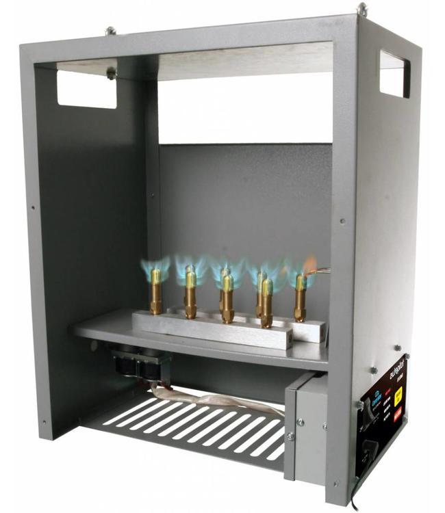 Auto-Pilot Co2 Generator 8 kW Erdgasversion