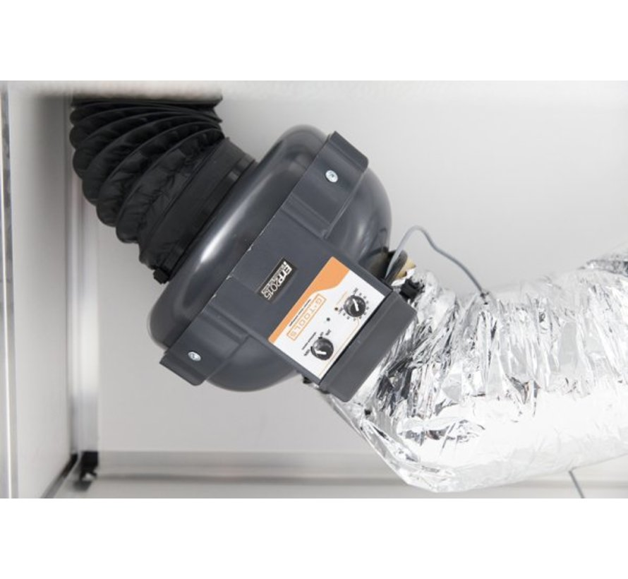 G-Tools Wing Growschrank 1200 Watt HPS 2m2