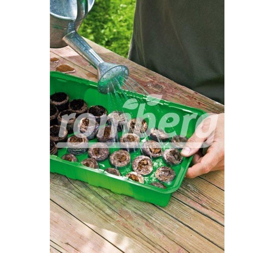 Romberg Boller tabs 50 Stück Kokos-Quelltabletten 36 mm