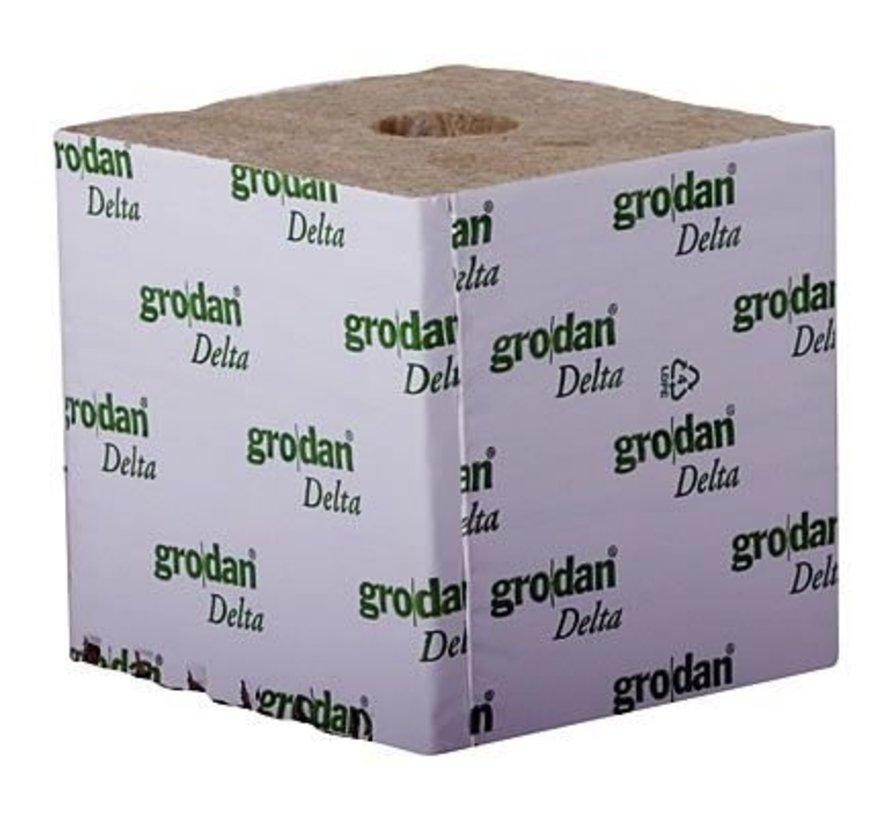 Grodan Steinwollstartblock 7,5x7,5 cm 384 Stücks
