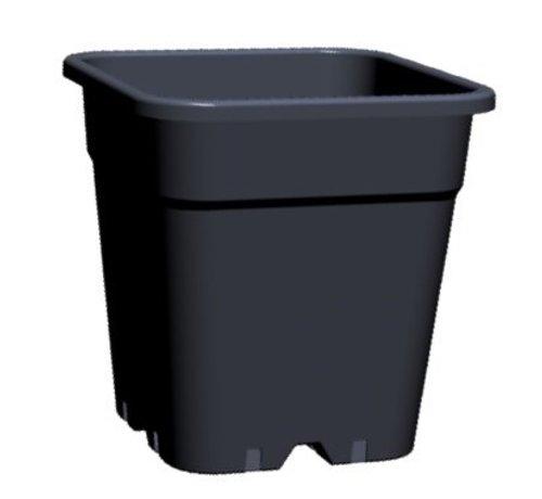 Anzuchttopf  18 Liter 30,5x30,5x31,6cm Kunststoff viereckig