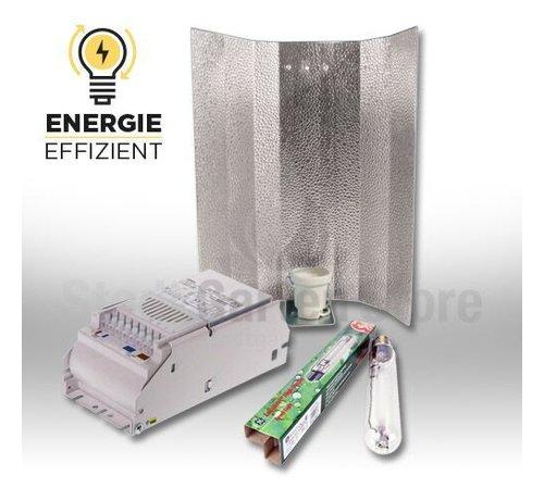 Fertrasso Grow Lampen Set 600 Watt HPS GE Lucalox