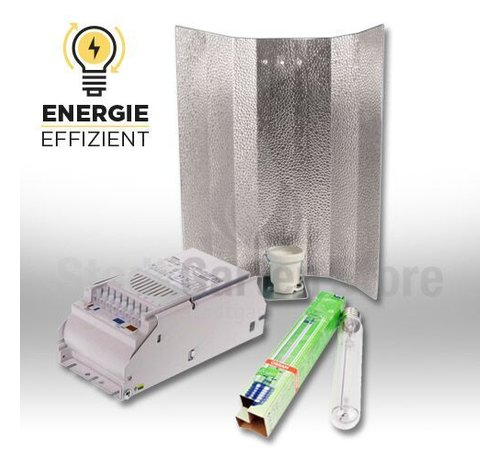 Fertrasso Grow Lampen Set 600 Watt HPS Osram