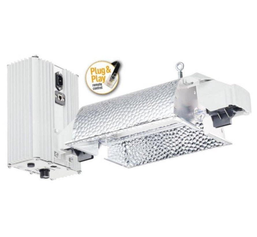 Pro 1000e E-serie DE Grow Lampen Set