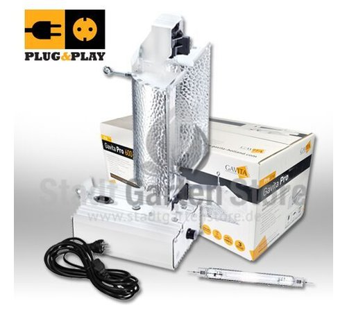 Gavita Pro 1000 Classic DE EU Grow Lampen Set