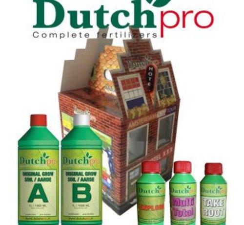 Dutch Pro Starter Kit Düngerset