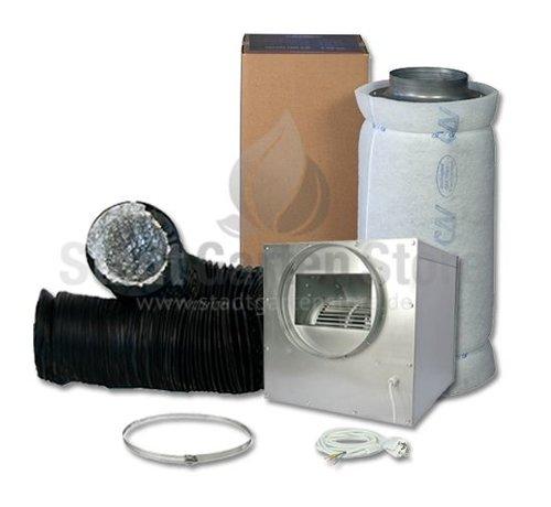Can Fan  Iso Lüfterbox Stahl Lite 1500  Ø250mm 1200m³/h