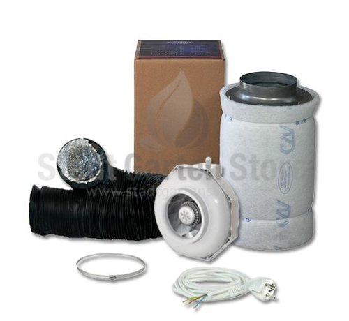 Can Fan  RK 200 Rohr Lite 1000 Filterset Ø200mm 820m³/h