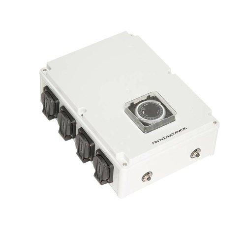 Davin DV28 Schaltkast 8 x 600 Watt mit oder ohne Heizungsanschluss