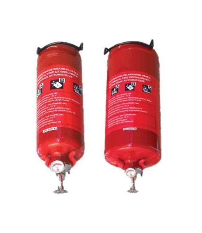 Automatische Feuerlöscher 12 kg
