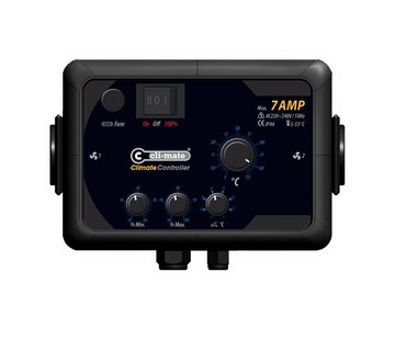 Cli-mate Klima Controller 7A, 12A oder 16A