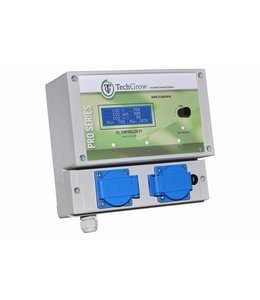 Techgrow Pro Serie T-1 CO2 Kontroller