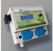 Techgrow Pro Serie T-2 CO2 Kontroller 4.5A, 7A oder 14A