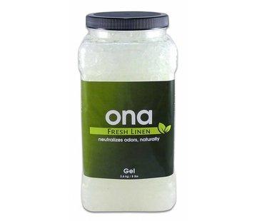 Ona Gel Fresh Linen 4 liter Topf