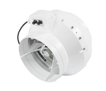 BKU 200 S + Thermostat + Drehzalregelung