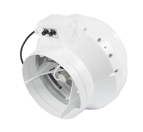 BKU 125 + Thermostat + Drehzalregelung max 365 m³/h