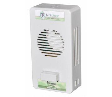 Techgrow S-4 Temp RF CO2 Licht Sensor