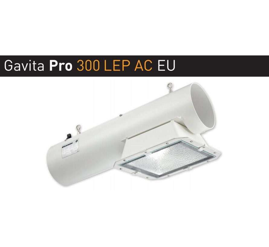 Gavita Pro 300 LEP Air Cooled Classic Plasma