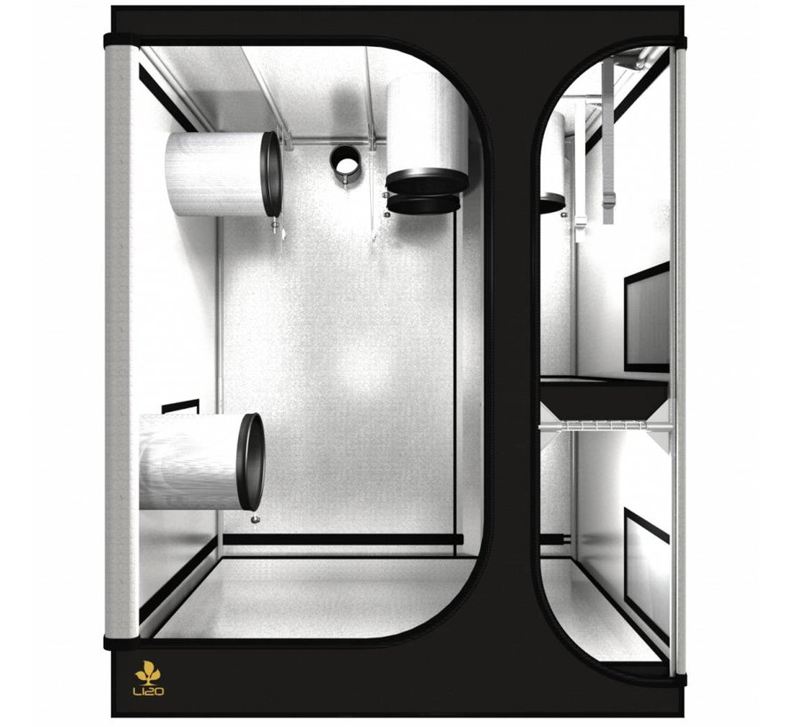 Secret Jardin Lodge 100 R4 Growbox 100x60x158