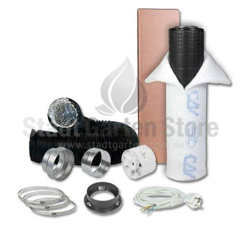 Can Filters  Budget Abluft Set 600 Watt 275 m3/h