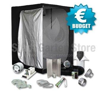 Mammoth Lite 150 Low Budget Growbox Komplettset 600 Watt 150x150x200