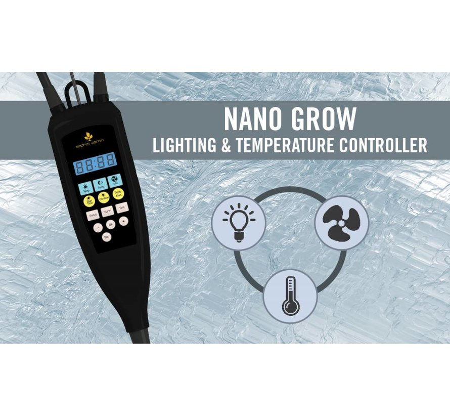 Secret Jardin Nano Grow All-in-one Controller